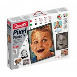 """Pikselių menas: Pixel Photo 10800pix """"Susikurk savo portretą"""" - 9 dalių (41x54 cm)"""