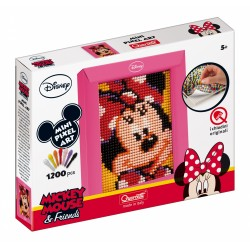 """Pikselių menas: Pixel Art Mini 1200pix """"Pelytė Minė"""" - 1 dalies (17x21 cm)"""