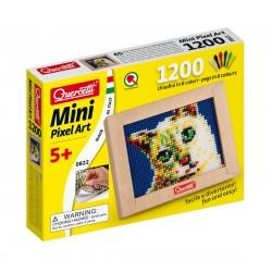 """Pikselių menas: Pixel Art Mini 1200pix """"Kačiukas"""" - 1 dalies (21x17 cm)"""