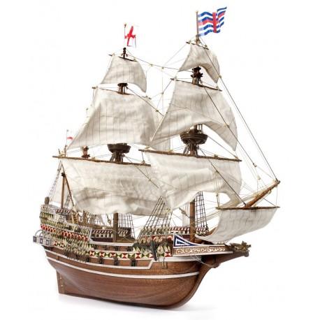 Occre HMS Revenge Galleon Scale Model Ship KIT 1:85 [13004]
