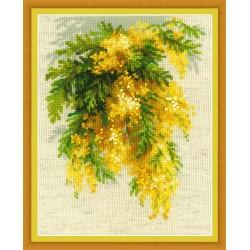 Riolis: Siuvinėjimo rinkinys 1615 Mimosa