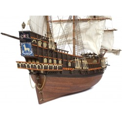 "Occre ""Golden Hind"" 1:85 Scale Model Ship Kit 12003"