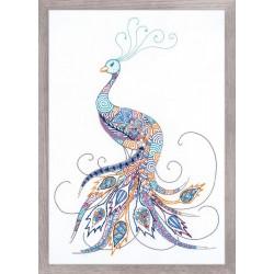 Riolis: Siuvinėjimo rinkinys 1587 Bird of Luck