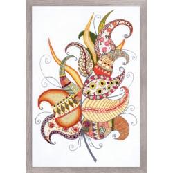 Riolis: Siuvinėjimo rinkinys 1586 Magic Feather