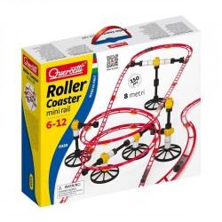 "Quercetti linksmieji kalneliai ""Roller Coaster Mini Rail"" 6430"