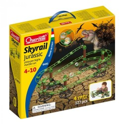"Quercetti Linksmieji kalneliai rutuliukui ""Skyrail Jurassic 4 mtr"" 6431"