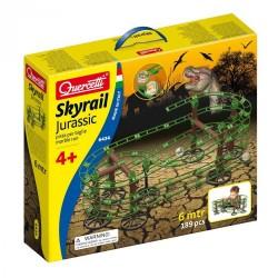 Quercetti Linksmieji kalneliai rutuliukui Skyrail Jurassic 6 mtr 6434