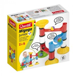 "Quercetti Takelių sistema rutuliukui ""Migoga Junior Basic Set"" 6502"