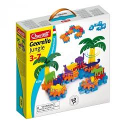 "Quercetti Krumpliaračių sistema ""Georello Jungle"" 2336"