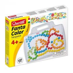 "Quercetti mozaika ""Fantacolor Transparent Basic"" 0653"