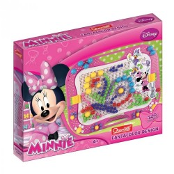 "Quercetti mosaic ""Fantacolor Design Minnie"" 0906"