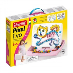 "Quercetti mosaic ""Pixel Evo Girl Large"" 0917"