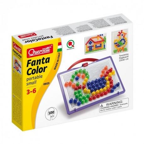 "Quercetti mosaic ""Fantacolor Portable Small"" 0923"