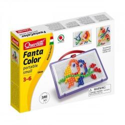 "Quercetti mosaic ""Fantacolor Portable Small"" 0924"