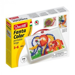 """Quercetti mosaic """"Fantacolor Portable Large"""" 0952"""