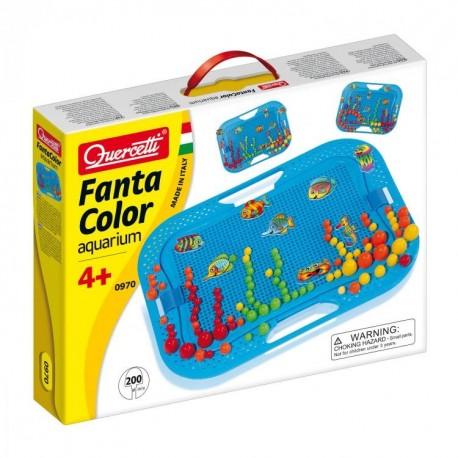 "Quercetti mosaic ""Fantacolor Aquarium"" 0970"