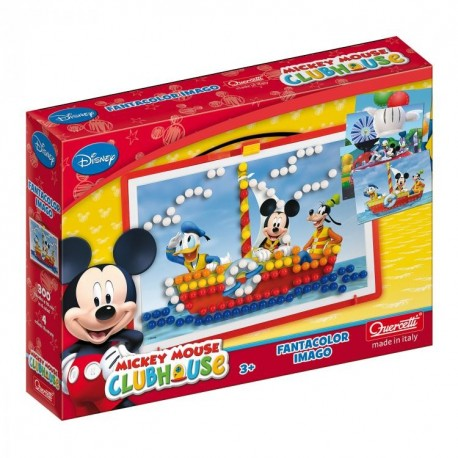 """Quercetti mosaic """"Fantacolor Imago Mickey Mouse Clubhouse"""" 0976"""