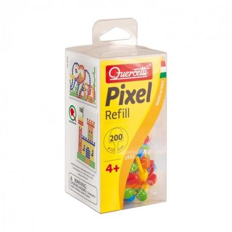 "Quercetti pegs ""Pixel Refill 10"" 2512"