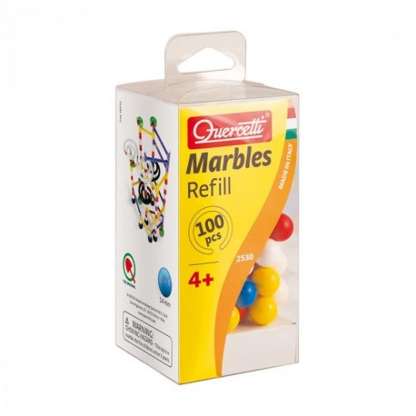 "Quercetti marbles ""Marbles refill"" 2530"