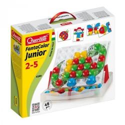 "Quercetti mozaika ""Fantacolor Junior"" 4190"