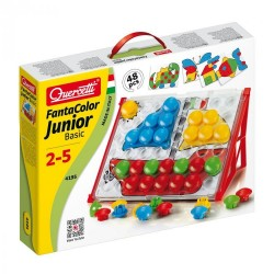 "Quercetti mozaika ""Fantacolor Junior Basic"" 4195"