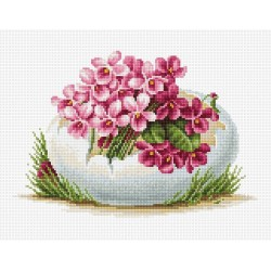 RARE find: On Easter SB105 - Cross Stitch Kit by Luca-s