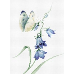 RARE find: Summer delight SB2248 - Cross Stitch Kit by Luca-s
