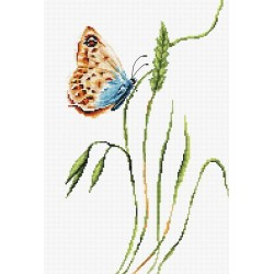 RARE find: Smell of Spring SB2244 - Cross Stitch Kit by Luca-s