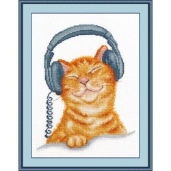 Cat Music Lover S844