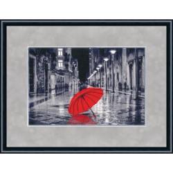 Red umbrella S/GM024