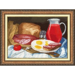 Still Life with Ham S/SZH047