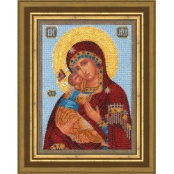 Theotokos of Vladimir Icon S/RT044