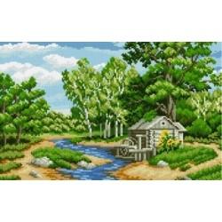 Deimantinis paveikslas Forest River AZ-1034 Dydis: 46х29