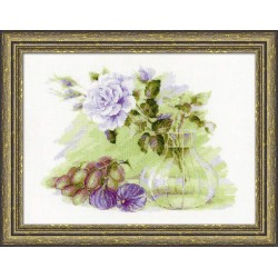 Sweet Figs cross stitch kit by RIOLIS Ref. no.: 1712