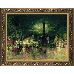 Bastille After K. Korovin's Painting cross stitch kit by RIOLIS Ref. no.: 1699