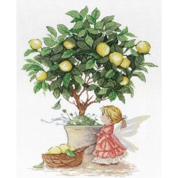 Lemon Fairy SNV-547 siuvinėjimo rinkinys iš MP Studija