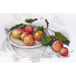 Taste of Apples SNV-559 siuvinėjimo rinkinys iš MP Studija
