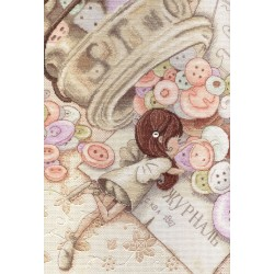 Little Fairy SNV-564 siuvinėjimo rinkinys iš MP Studija