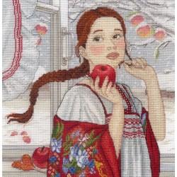 Winter Beauty SNV-566 siuvinėjimo rinkinys iš MP Studija