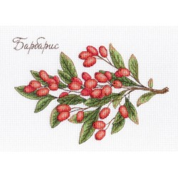 Barberry SNV-619 cross stitch kit by MP Studio