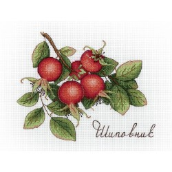 Dogrose SNV-630 cross stitch kit by MP Studio