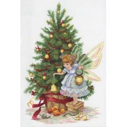 New Year Fairy SNV-631 siuvinėjimo rinkinys iš MP Studija