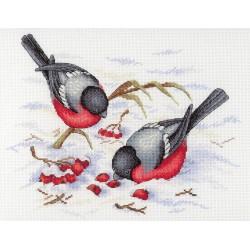 Winter Berries SNV-639 siuvinėjimo rinkinys iš MP Studija