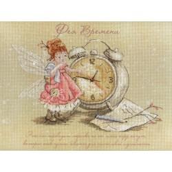 Time Fairy SRK-492 siuvinėjimo rinkinys iš MP Studija