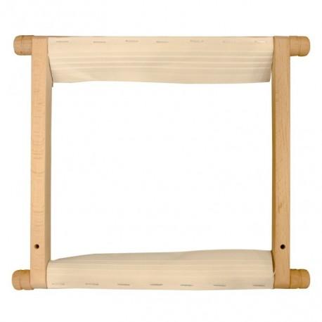 30x30 cm table frame for needlepoint