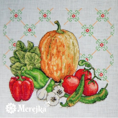 "Still Life ""d`orange"" SK07 siuvinėjimo rinkinys iš Merejka"