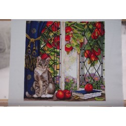 Early Autumn SK89 cross stitch kit by Merejka