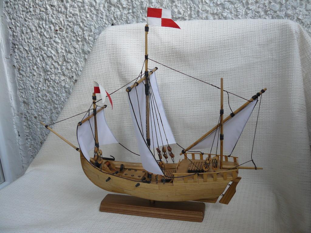 laivo modelis, laivas pagal brezinius